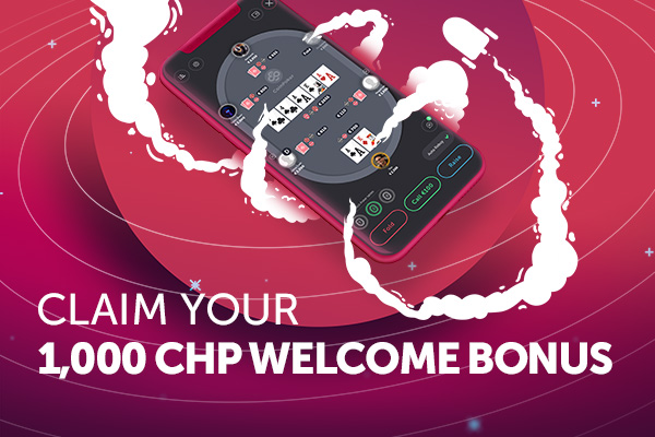 Claim Your 1,000 CHP Welcome Bonus